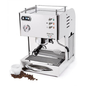 Quick Mill Silvano EVO Espresso Machine – Single Boiler, Thermoblock, PID - at Total Espresso