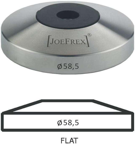 58.5 mm diameter Flat Tamper Base - at Total Espresso