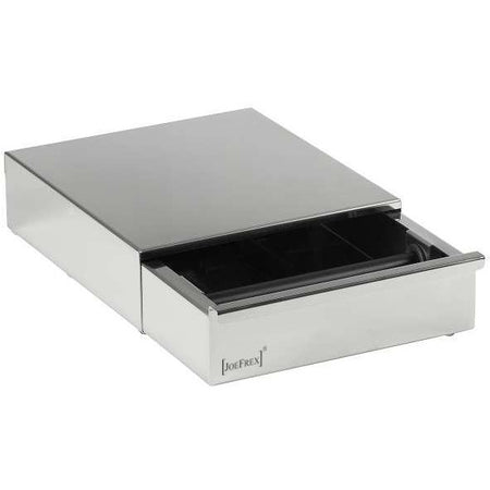Knock Box Drawers for Home Use - mini model - at Total Espresso