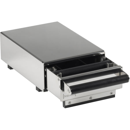 Commercial Knock Box Drawers - Model Small - at Total Espresso