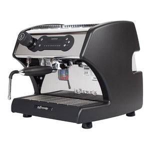 LUCCA A53 Double Boiler, Direct Plumb, Rotary Pump Espresso Machine - Standard - at Total Espresso