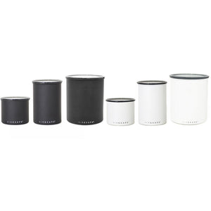 Stainless Steel Airscape® Canisters - Matte Family - at Total Espresso