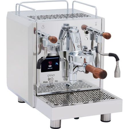 Bezzera Duo Double Boiler Espresso Machine - MN model - at Total Espresso