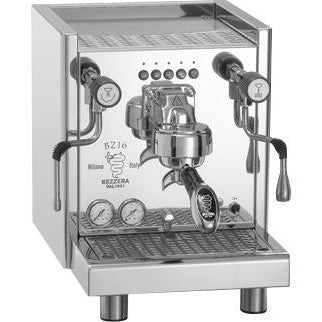 Bezzera BZ16 Commercial Grade Espresso Machine – fully-automatic - front view - at Total Espresso