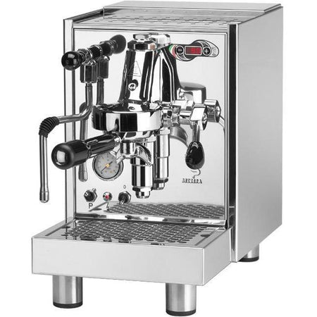 Bezzera Unica Espresso Machine – semi-automatic, PID - front view - at Total Espresso