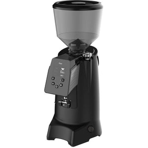 Crem Pulse High Speed Commercial Grinder - right side view - at Total Espresso