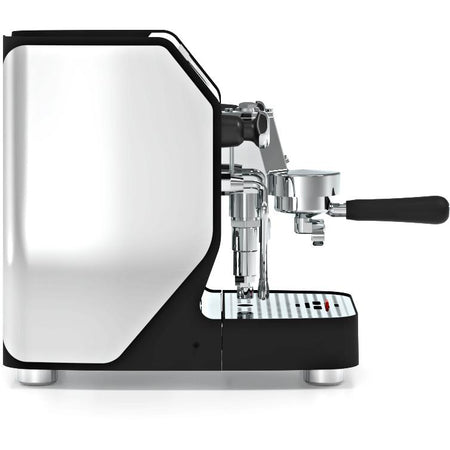 VBM Domobar Junior Digital Heat Exchange Espresso Machine – left side view - at Total Espresso