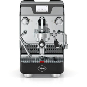 VBM Domobar Super Digital Dual Boiler Espresso Machine with Flow Control - front view - at Total Espresso