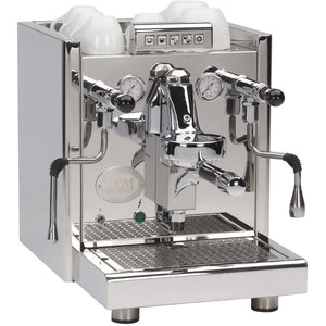 ECM Elektronika Profi Switchable (HX, rotary pump, fully automatic) - at Total Espresso