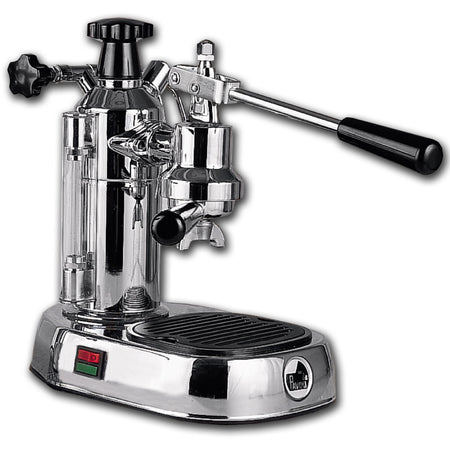 La Pavoni Europiccola, Chrome, EPC-8 - at Total Espresso