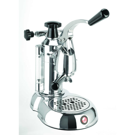 "La Pavoni ""Stradivari"" Europiccola 8 cup, Chrome, ESC-8 - at Total Espresso"