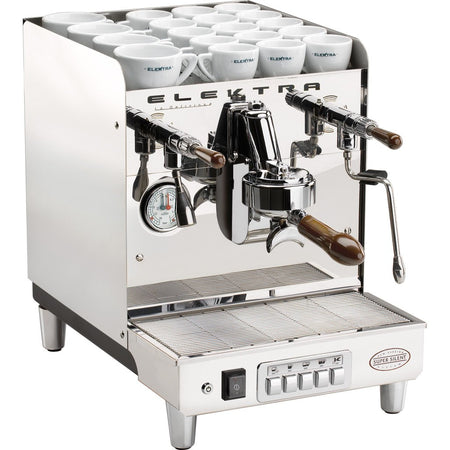 Elektra Sixties Series Deliziosa T1 Automatic Espresso Machine - at Total Espresso