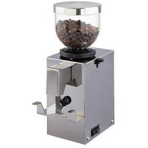 Isomac MPI grinder, stainless - at Total Espresso