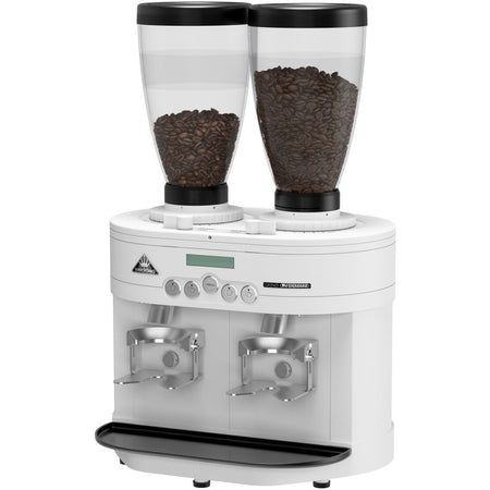 Mahlkonig K30 Twin Double Espresso Grinder - white - at Total Espresso