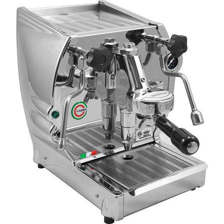 La Nuova Era Cuadra Commercial Grade Espresso Machine – V3 - at Total Espresso