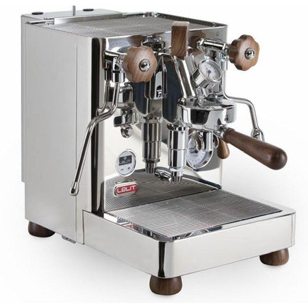 Lelit Bianca - Dual Boiler, PID, Switchable, Manual Pressure Profiling - at Total Espresso