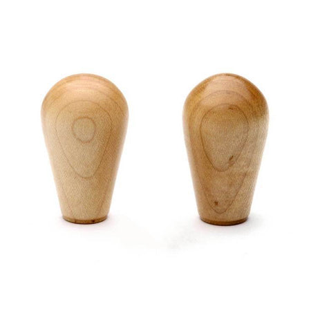 LUCCA M58 Wood knobs - maple - at Total Espresso