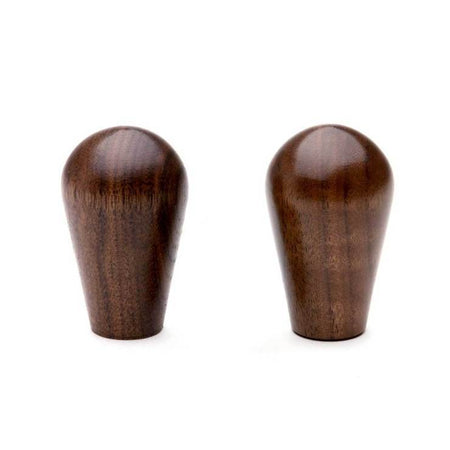 LUCCA M58 Wood knobs - walnut - at Total Espresso