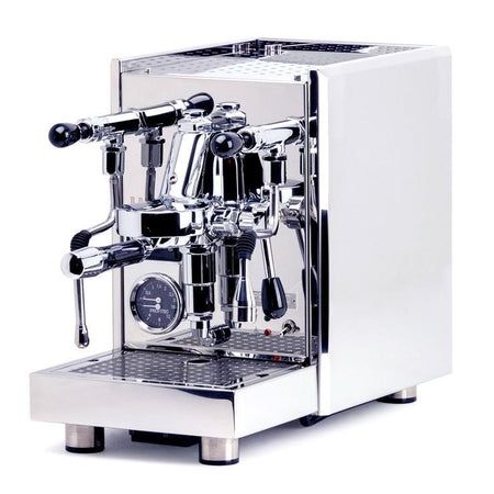 LUCCA S58 Dual Boiler, Switchable, PID Espresso Machine  - at Total Espresso