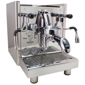 Bezzera Mitica PID V2 Espresso Machine - at Total Espresso