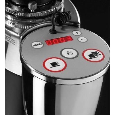 Mazzer Super Jolly Espresso Grinder – electronic - Controls detail - at Total Espresso