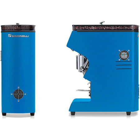 Nuova Simonelli Mythos Commercial Grinder - Blue Clima Pro - at Total Espresso
