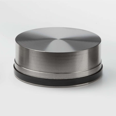 Puqpress Q1 Precision Automatic Coffee Tamper - tamping disk - at Total Espresso