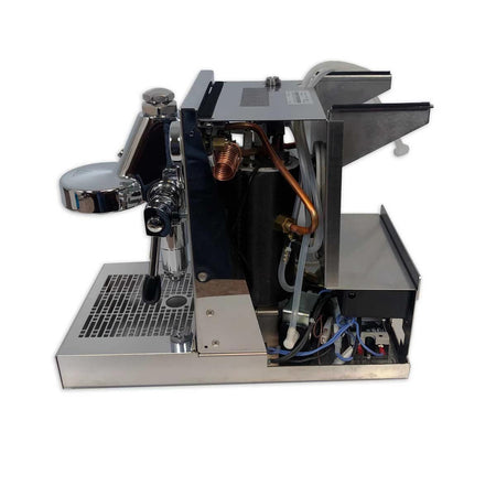 Quick Mill Carola EVO Espresso Machine – for Espresso Only - Single Boiler with E61 - internal detail - at Total Espresso