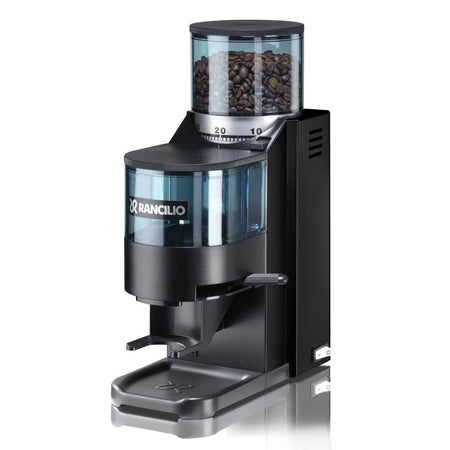 Rancilio Rocky SS Grinder - Black Limited Edition 2018 - at Total Espresso