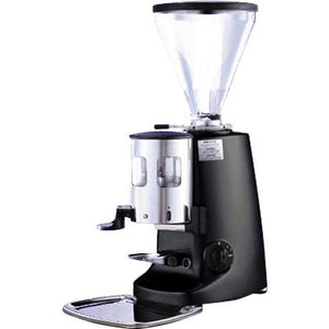 Mazzer Super Jolly Espresso Grinder - Stepless, Doser, 64 mm Burrs Black - at Total Espresso