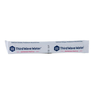 Third Wave Water - water supplement designed especially for espresso machines - at Total Espresso