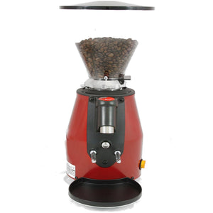 "La Pavoni ZIP ""Junior"" Grinder, Stepped, Doserless - at Total Espresso"