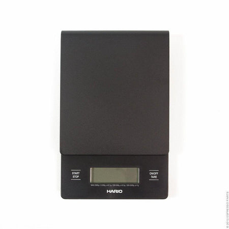 HARIO V60 DRIP SCALE AND TIMER - Top view - at Total Espresso
