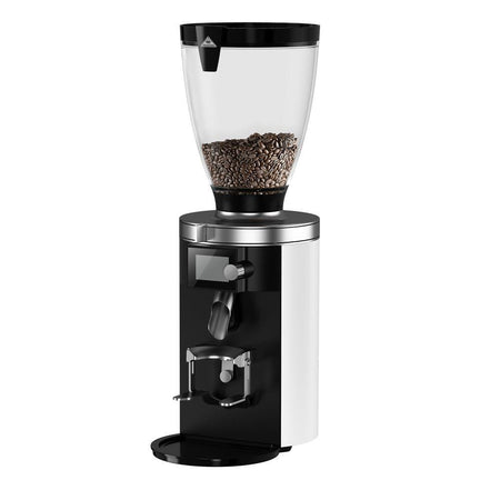 Mahlkönig E65S Espresso Grinder Stepless, Doserless - white finish - at Total Espresso