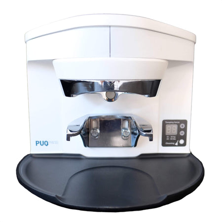 Puqpress M1 Automatic Tamper for Mahlkonig Grinders - white - at Total Espresso