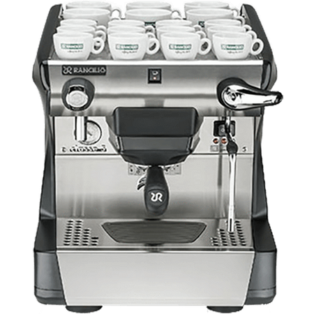 Rancilio Classe 5 ST 1 Group (HX) Commercial Espresso Machine - at Total Espresso