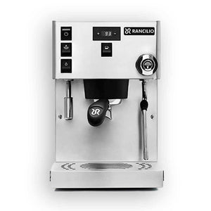 Rancilio Silvia Pro Espresso Machine - Dual Boiler with PID - at Total Espresso