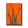 "Small Floral Wall Art Panel ""Buddies Series"" - Made to Order"