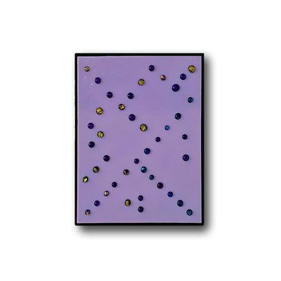 "Gallery Wall Panels Set of 5 ""Rhythm Series"" - Made to Order"