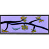 "Horizontal Tree Branch Wall Art ""Tree of Life Series"" - Made to Order"