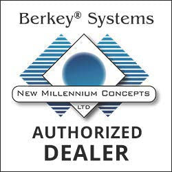 Purely Water Supply is an Authorized Berkey Dealer
