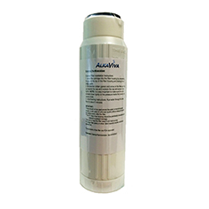 AlkaViva External Remineralizer Cartridge for Water Ionizers - Purely Water Supply