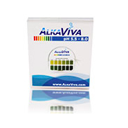 AlkaViva Personal pH Test Strips - Purely Water Supply