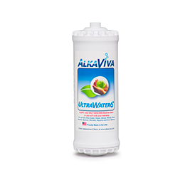 AlkaViva UltraWater Filter for Alkaline Water Ionizers - Purely Water Supply