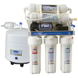 Crystal Quest 50 GPD 4000MP Under-Sink Reverse Osmosis (RO) Water Filter (CQE-RO-00116) - Purely Water Supply