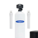 Crystal Quest Fiberglass 2 Cubic Feet SMART Turbo Lead Removal and Softening Whole House Water Filter (CQE-WH-01276) - Purely Water Supply