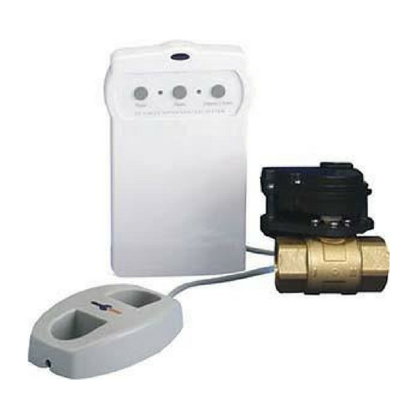 Crystal Quest Leak Detector Smart Valve for All Whole-House Water Filter Systems (CQE-PT-03064) - Purely Water Supply