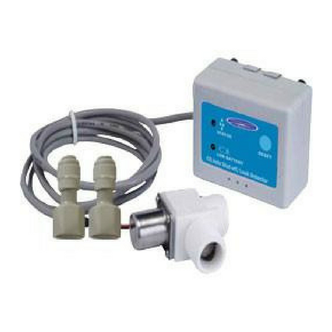 Crystal Quest Leak Detector Smart Valve for Under-Sink Filter Systems (CQE-PT-03060) - Purely Water Supply