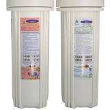 Crystal Quest Smart Double Cartridge Lead Removal Under-Sink Water Filter System (CQE-US-00336) - Purely Water Supply