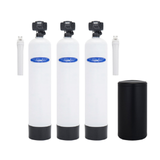 Crystal Quest Water Softener and Arsenic Removal Multistage Whole House Water Filter - Purely Water Supply